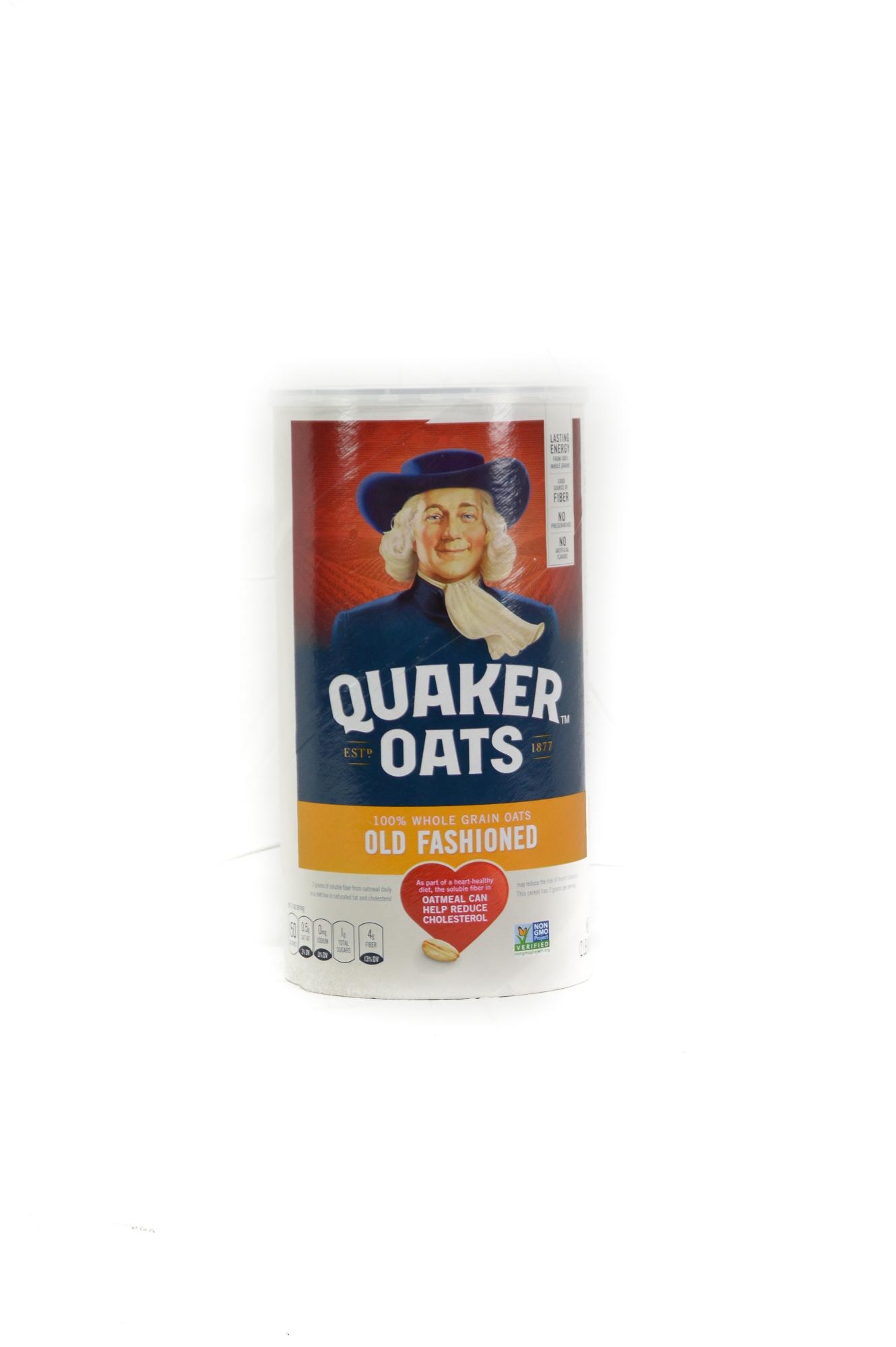 Quaker Quick  old Fashion oats / 2 lbs