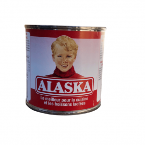 Evaporated milk / Lait Evaporé Alaska (24 X 170g)