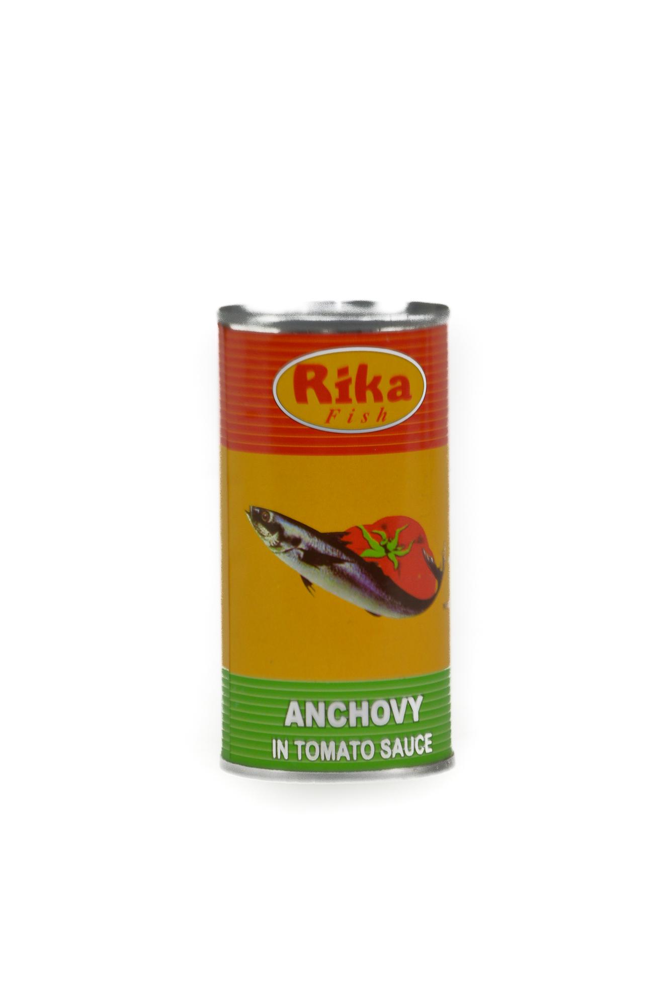 Sardines/ Anchovy Half Case (24 x 156 G)