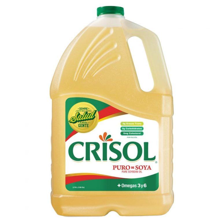 Oil /Huile Crisol (3 Gallons x 3.78 L)