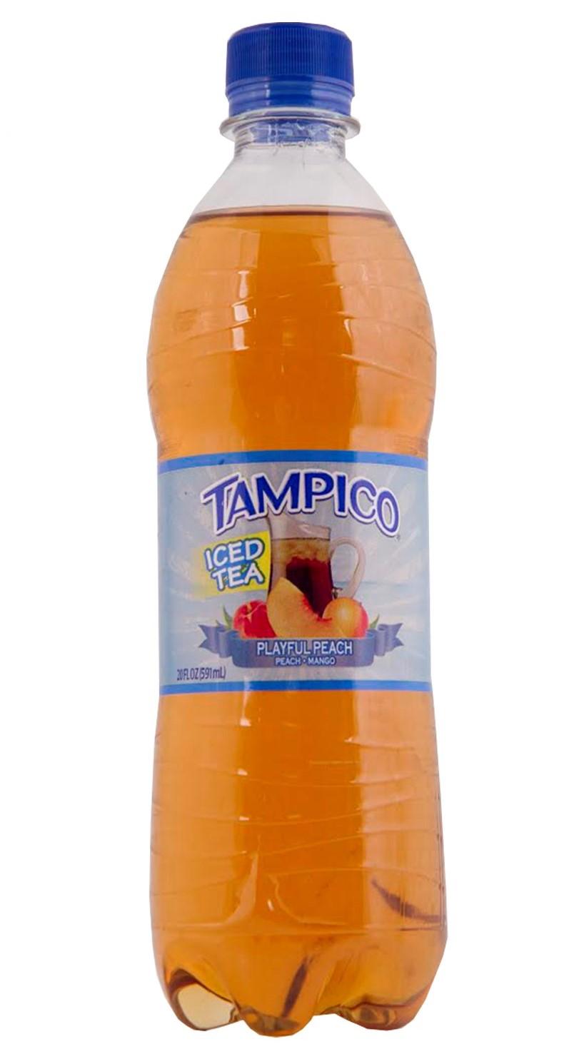 Tampico Iced Tea Pack of 12 x 20 Oz