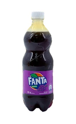 Fanta Raisin Pack of 12 x 20 Oz
