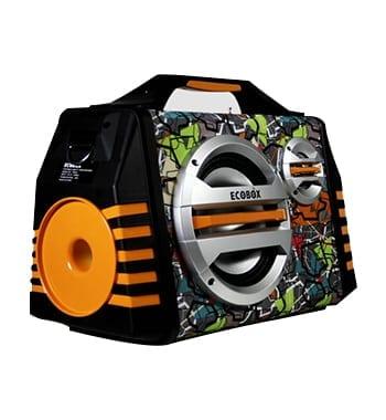 Speaker/ Haut Parleur ECO BOX EB004