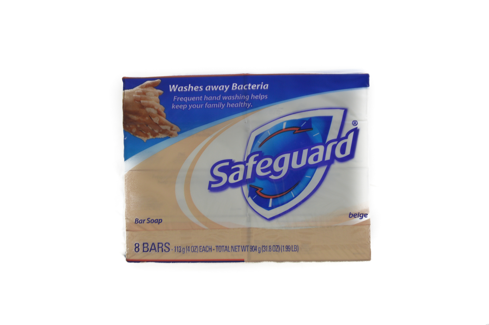 Safeguard Soap Pack (8 bars x 4.1 Oz)