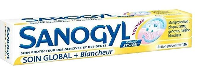 Sanogyl Toothpaste