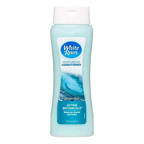 White Rain Conditionner (3 bottles x 15 Oz )