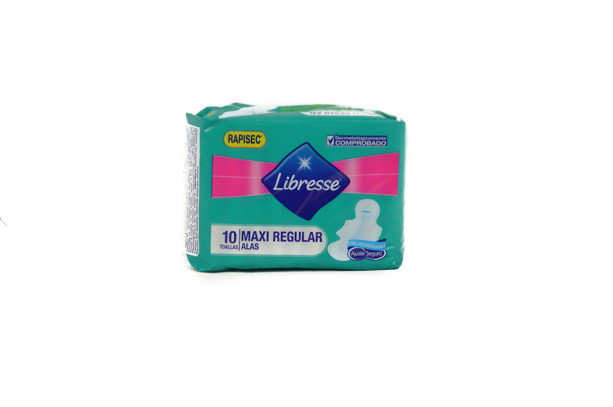Libresse Pads Maxi Regular with Wings (10 CT) (3 packs)