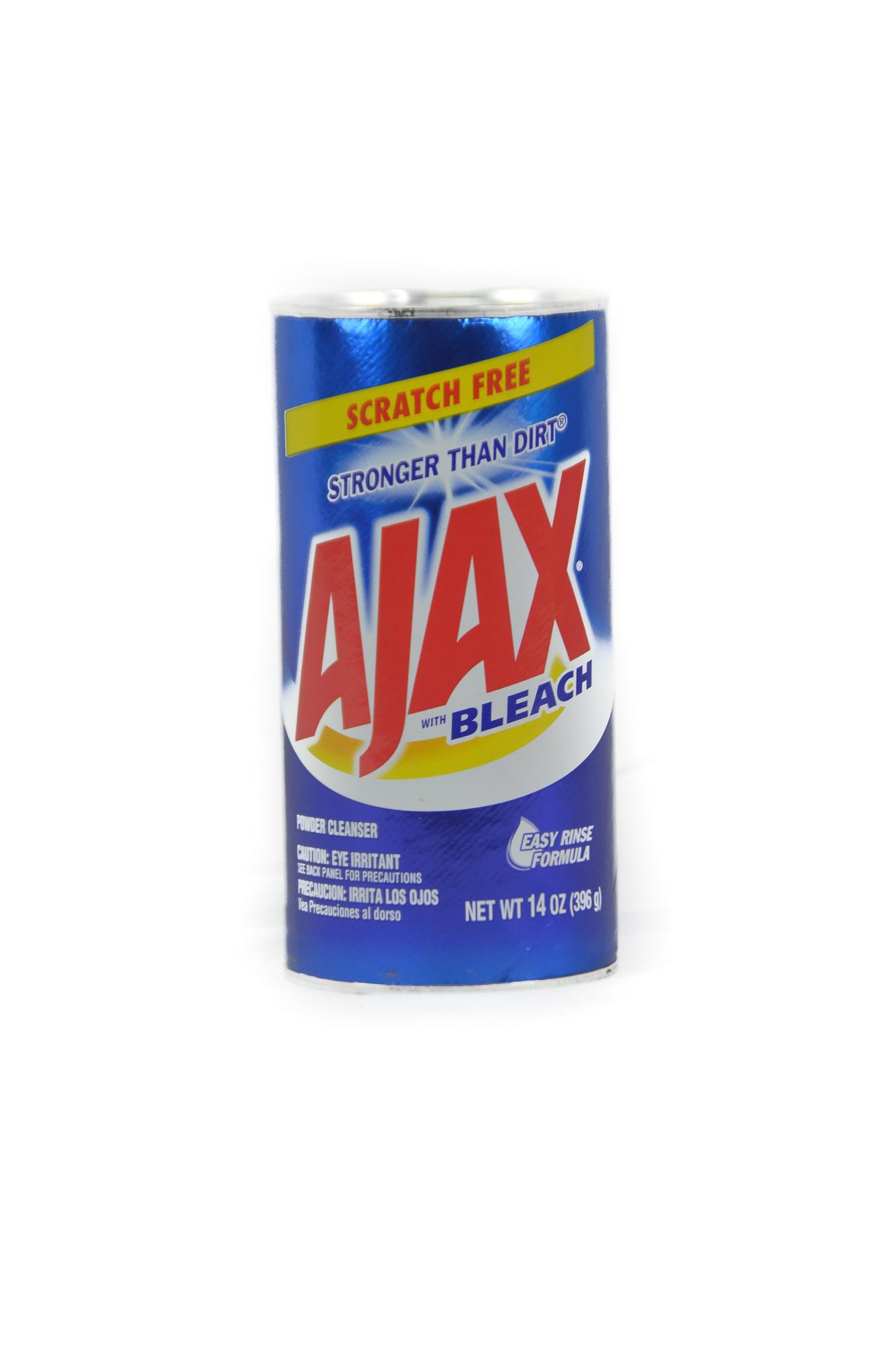 Ajax Poweder Cleanser 14 Oz (3 Units)