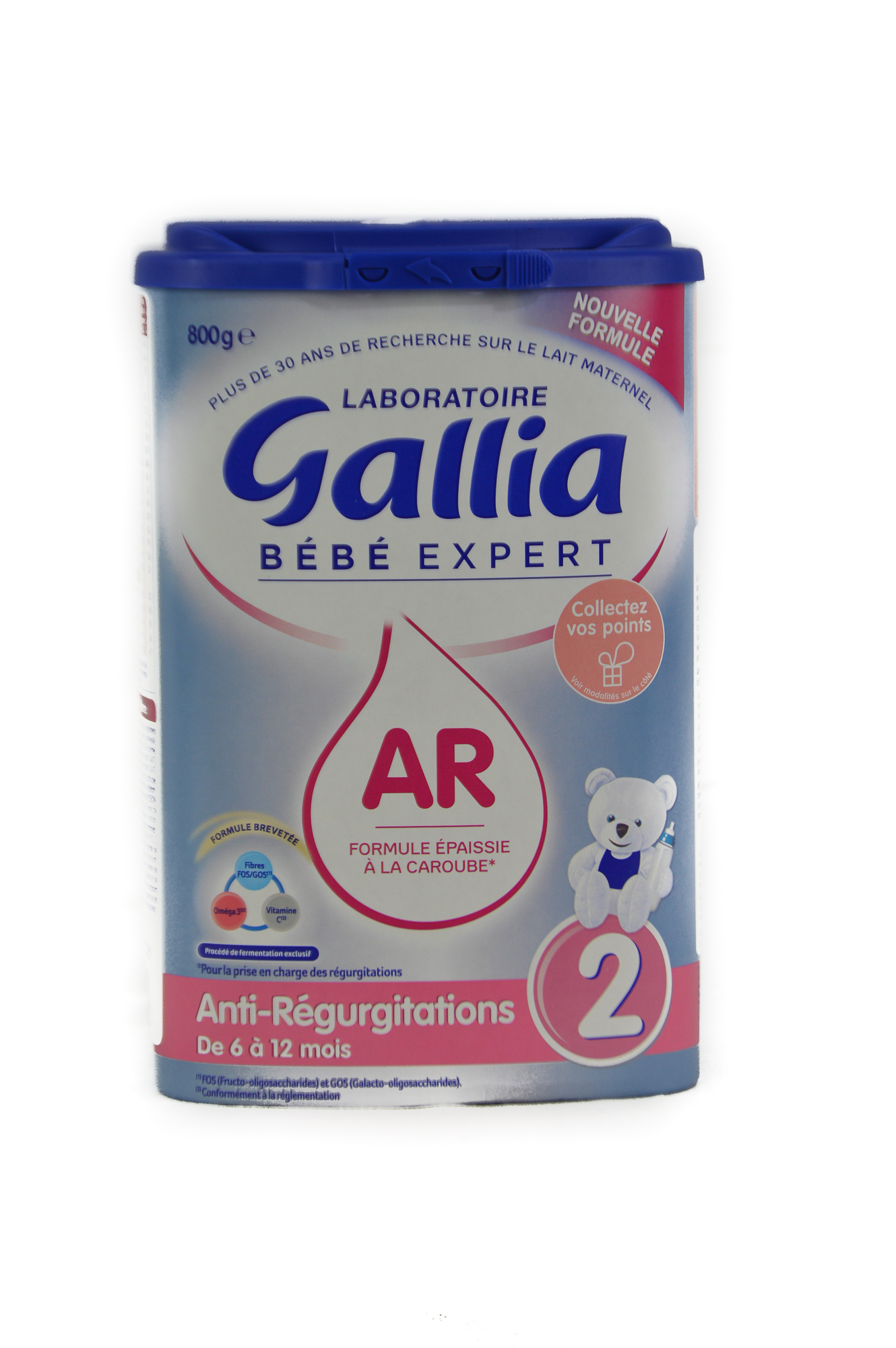 Gallia Calisma Relais 2 Milk Powder (6 - 12 months )(400 g)