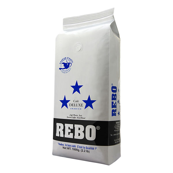 Coffee/Cafe Rebo Deluxe (2.2 lbs)