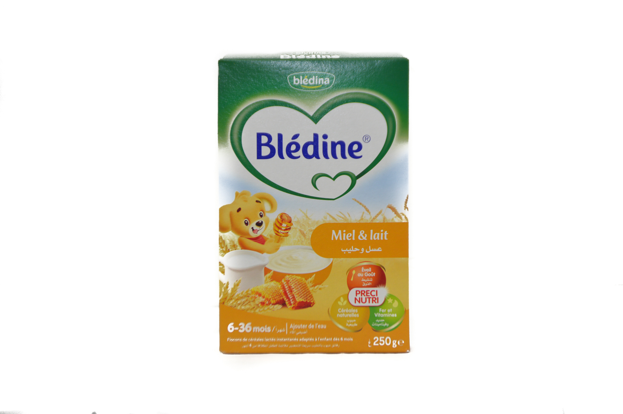 Bledine Cereal for baby (6 - 36 months) 256 g