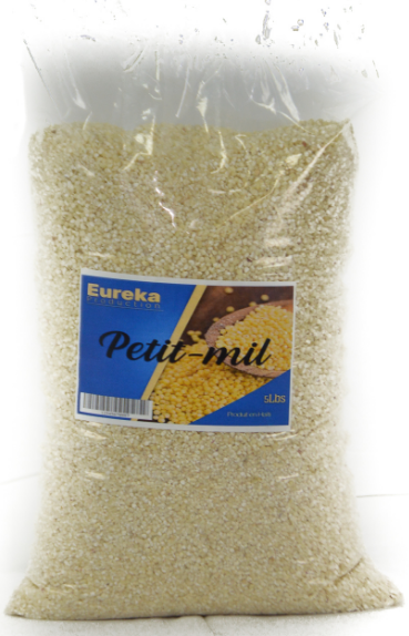 Petit Mil / White Millet (5 lbs)