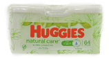 Huggies Wipes (3 box of  64ct)