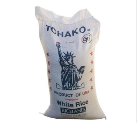 Rice/ Riz Tchako (25 kgs/55lbs /9 marmites)
