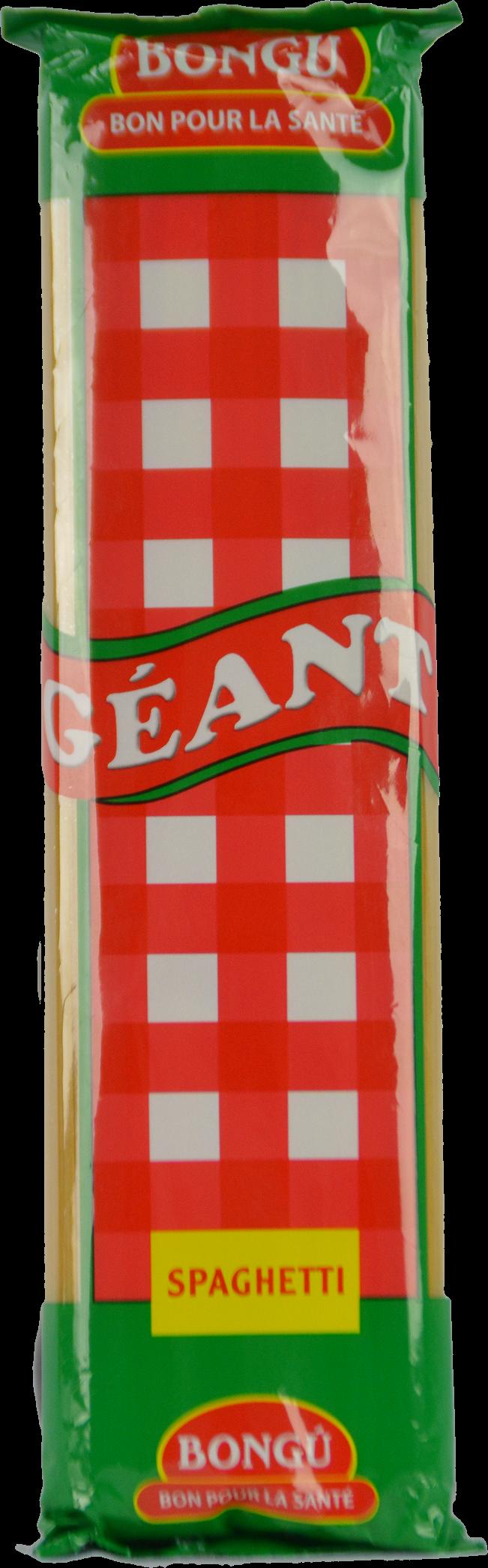 Spaguetti Geant / Half Case of 6 packs