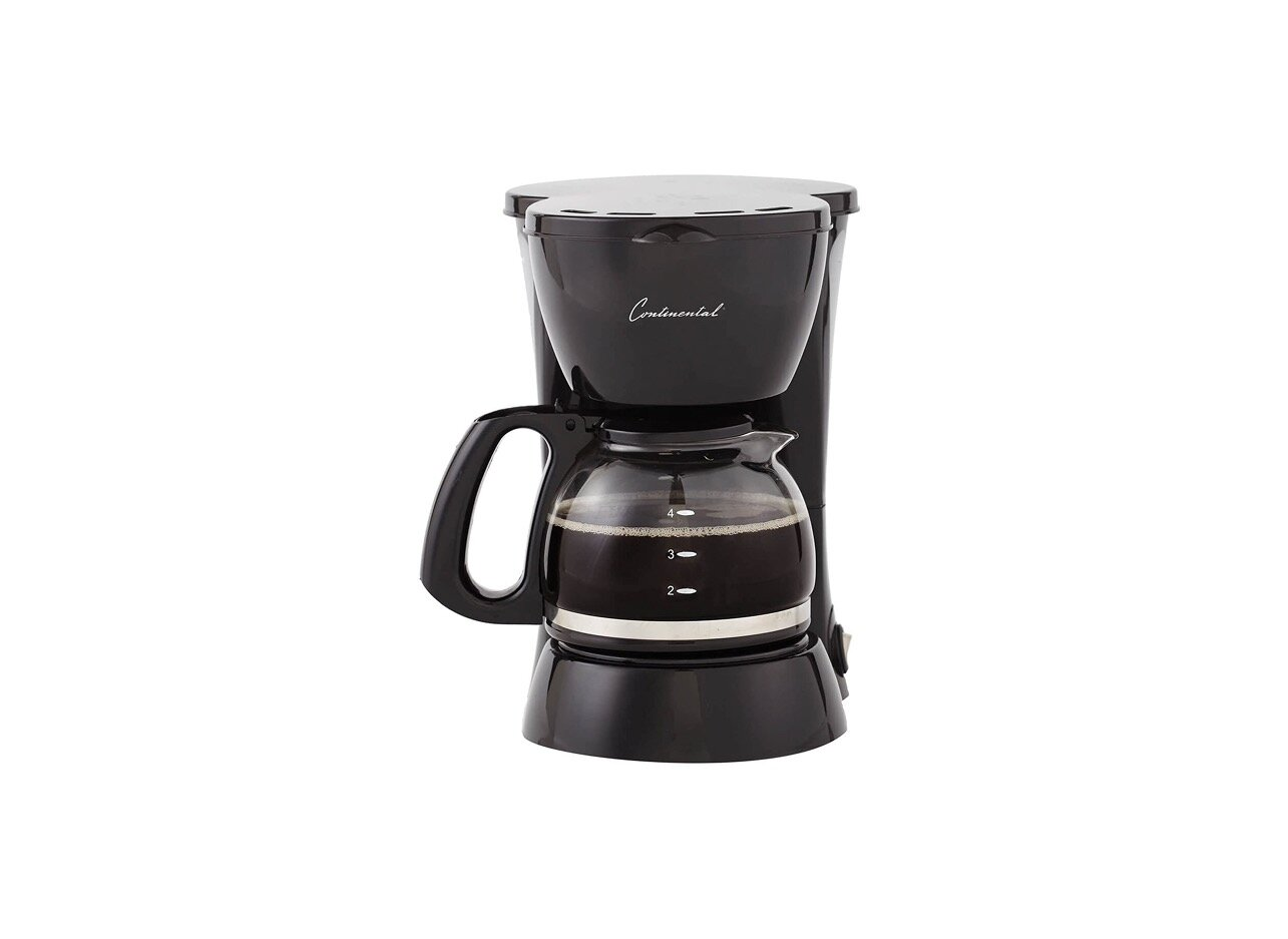 CONTINENTAL COFEE MAKER 4 CUP