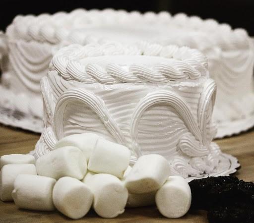 Cake/Gateau Marshmallow 6 - 8 pers.
