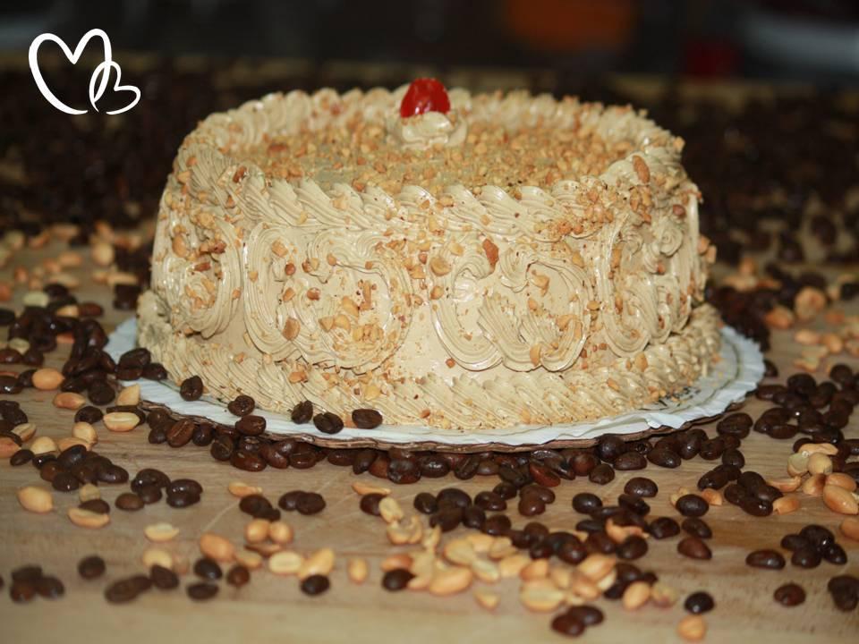 Cake/Gateau Moka 8-12 pers.