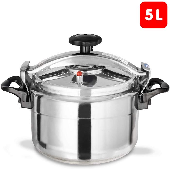 5L Aluminium Press Cooker