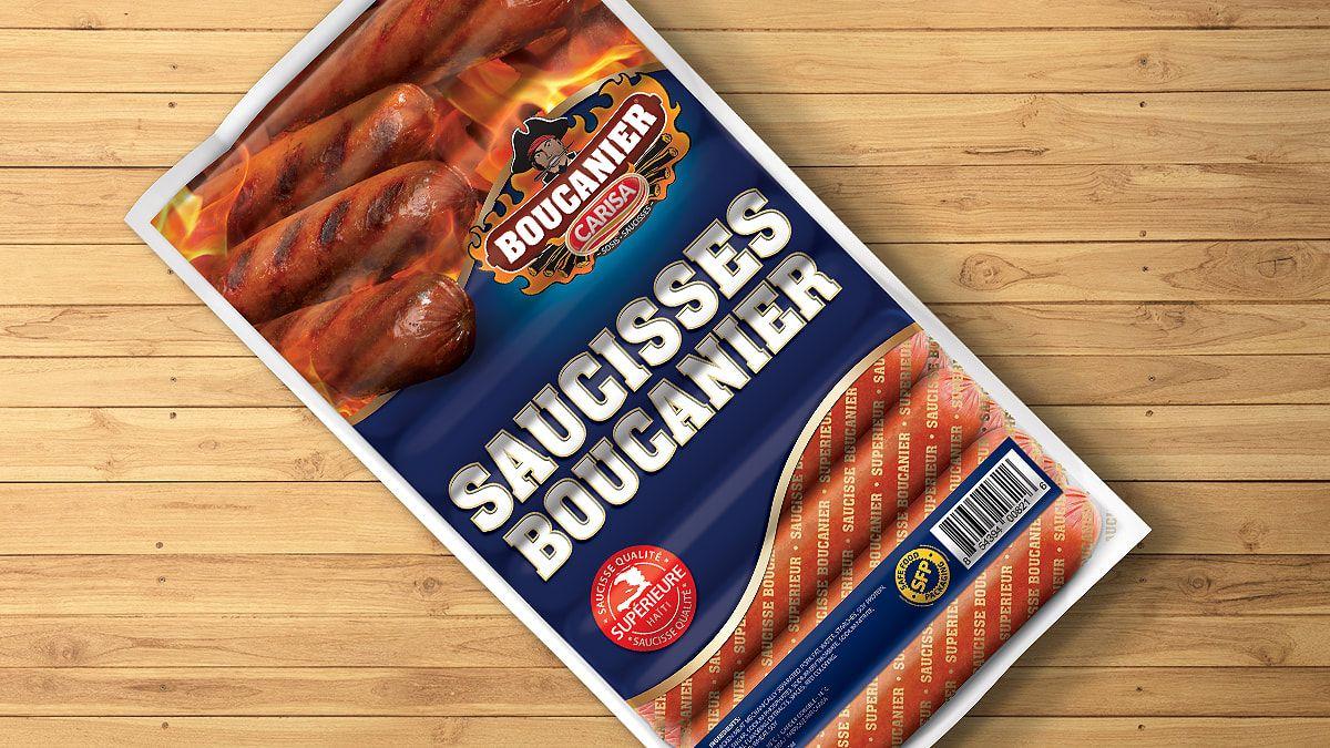 Sausage / Saucisse Boucanier
