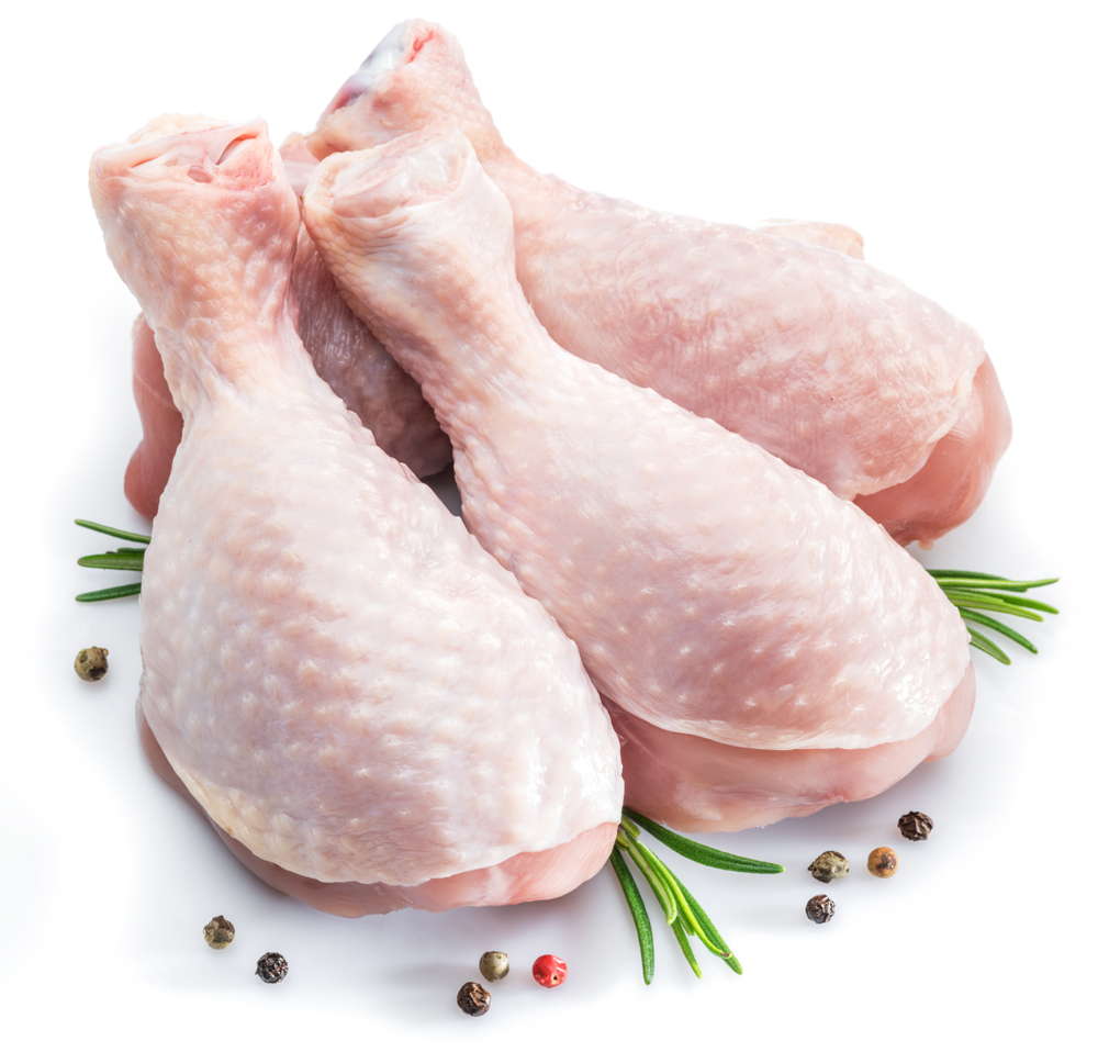Chicken drumstick case of 22 LBS
